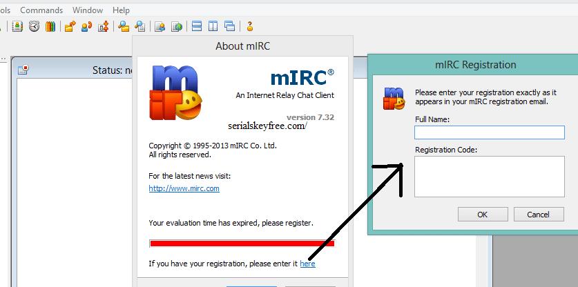 mIRC Key